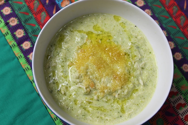 Especial Sopas Low Carb