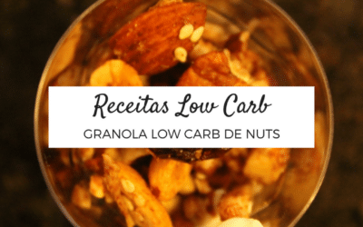 Granola Low Carb de Nuts