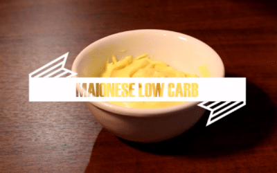 Maionese low carb