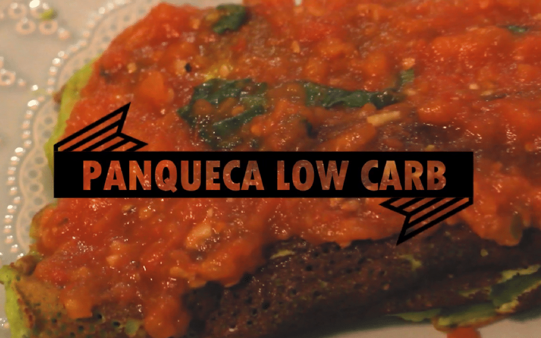 Panqueca Low Carb