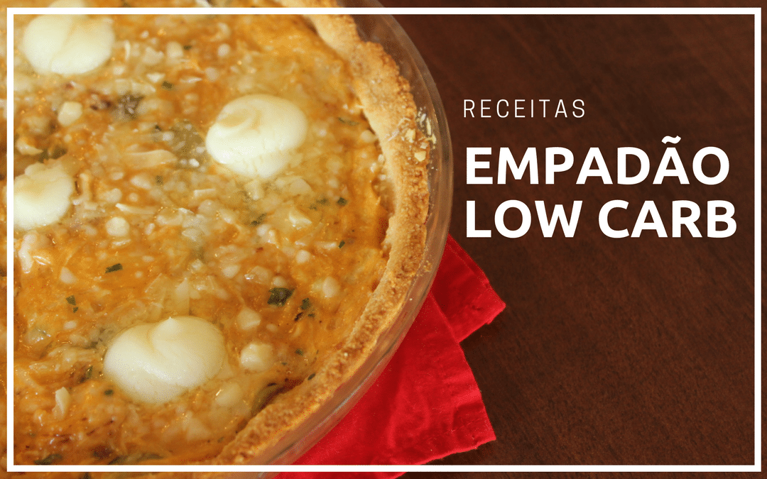 Empadão Low Carb