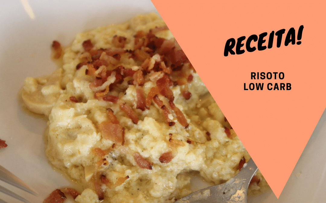 Risoto Low Carb
