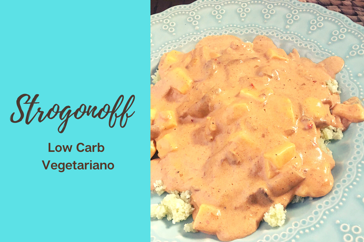 Vegetarian Low Carb Recipes: Cheese Stroganoff with Mushrooms – Fitness Club