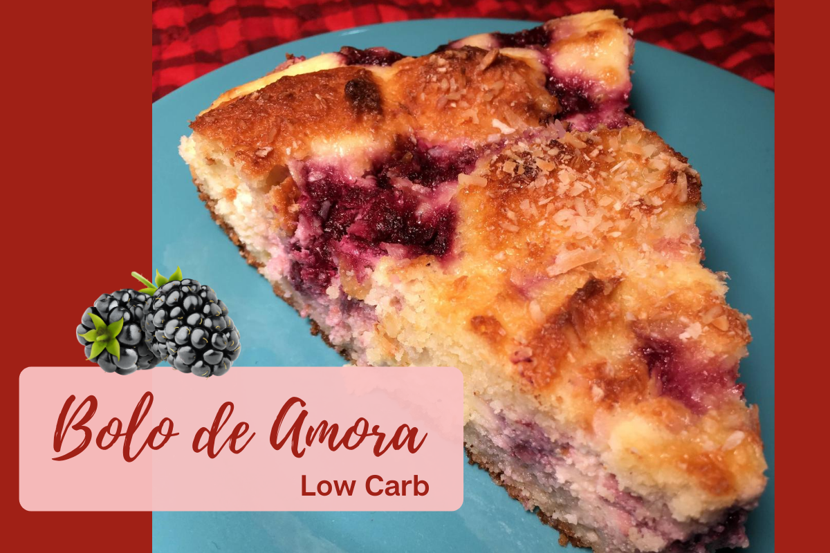 Low Carb Blackberry Cake (With Delicious Creamy Filling!) – Fitness Club