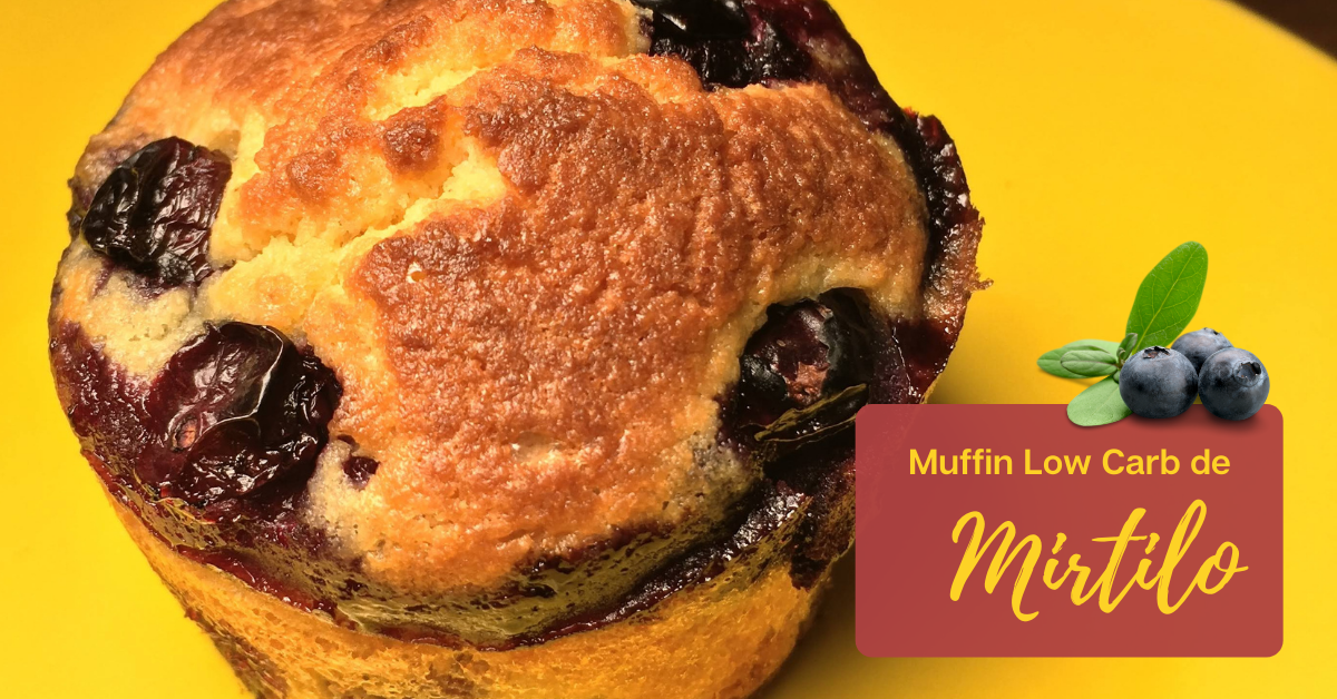Low Carb Blueberry Muffin – Delicious and Fluffy!  – Fitness Club