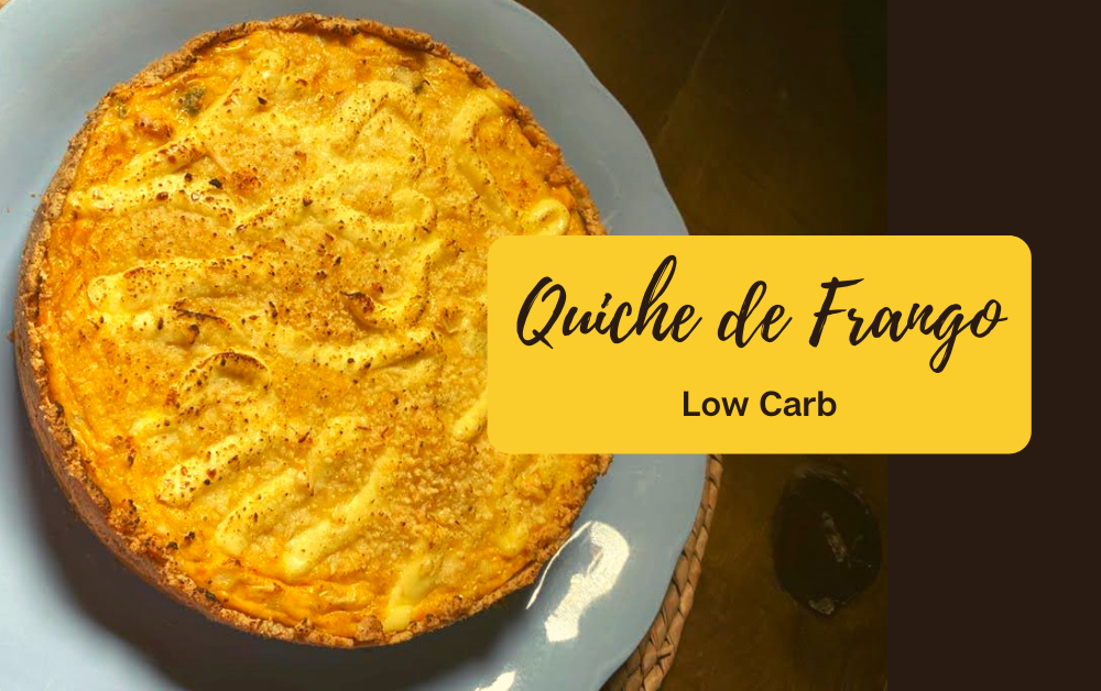 Mouthwatering Low Carb Chicken Quiche!  – Fitness Club